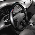 Northwest Co. NFL Steering Wheel Cover; Houston Texans