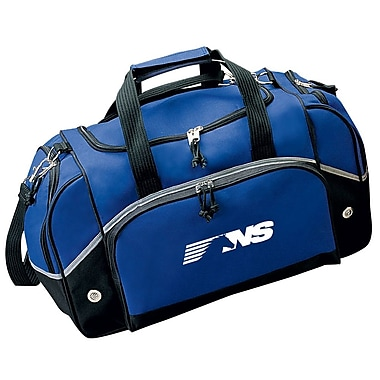 Preferred Nation 20.5'' The Sportsline Gym Duffel; Blue