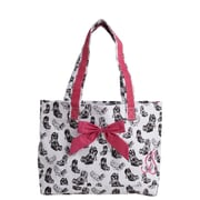 Jessie Steele Goodie 2 Shoes Tote Bag with Bow