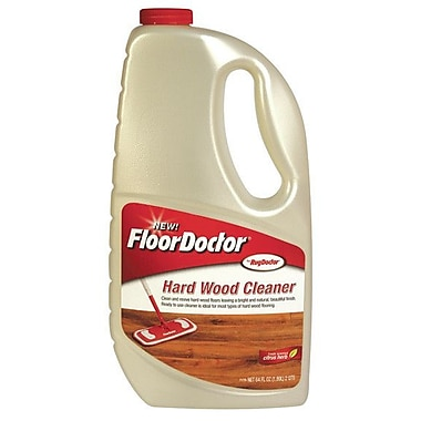 Rug Doctor Hard Wood Cleaner; 64 Oz