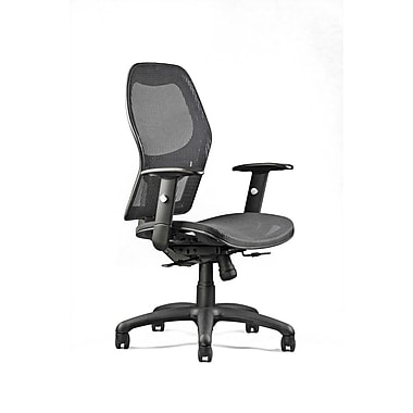 Neutral Posture Right Chair, High Mesh Back and Mesh Seat; Multi-Tilt
