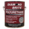 Diamond Brite Clear Satin Polyurethane; 1 Gallon