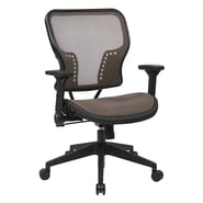 Office Star Space 21.25'' Chair with 2-to-1 Synchro Tilt Control