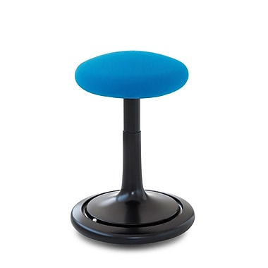 Neutral Posture Ongo Exercise Ball Chair; Light Blue