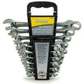 Titan 30 Pc Sae/Metric Comb Wrench