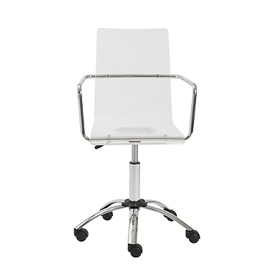 Eurostyle Chloe Mid-Back Office Chair with Arms