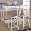 InRoom Designs Breakfast 3 Piece Dining Table Set