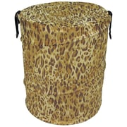 Redmon The Original Bongo Bag Cheetah Pattern Pop Up Hamper