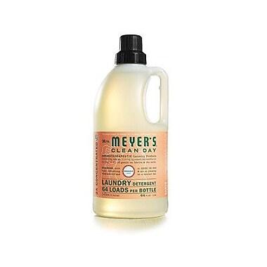 Mrs. Meyers 2X Geranium Laundry Detergent
