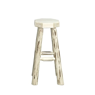 Montana Woodworks  Montana Bar Stool; Lacquered