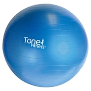 ToneFitness 25.59'' Anti Burst Resistant Exercise Ball