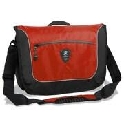 J World Messenger Bag; Red