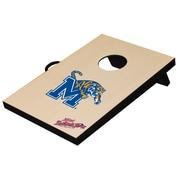 Tailgate Toss NCAA Table Top Bean Bag Toss Game; Memphis