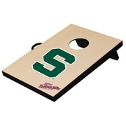 Tailgate Toss NCAA Table Top Bean Bag Toss Game; Michigan State