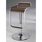 Creative Images International Adjustable Height Bar Stool; Wood