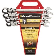 KD Tools 4Pc Gear Wrench Set - Sae