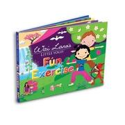 WaiLana Little Yogis Fun Exercise Book