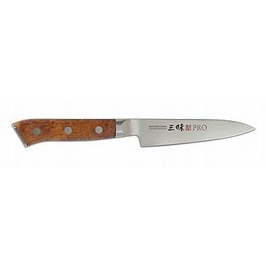 Zanmai Zanmai Damascus 4.3'' Petty Paring Knife