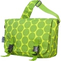 Wildkin Jumpstart Messenger Bag; Green