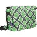 Wildkin Snake Skin Laptop Messenger Bag