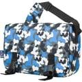 Wildkin Jumpstart Camo Messenger Bag
