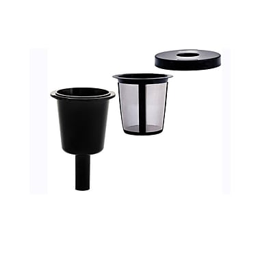 Medelco Reusable Single Serve Coffee Filter System