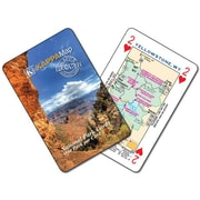 Universal Map U.S. National Park Map Playing Cards