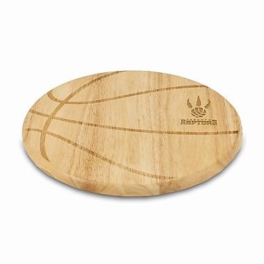 Picnic Time NBA Free Throw Cutting Board; Toronto Raptors