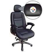 Tailgate Toss NFL Office Chair; Pittsburgh Steelers