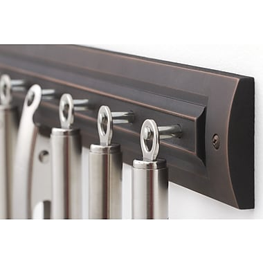 RQ Home Utensil Rack; Oil Rubbed Bronze