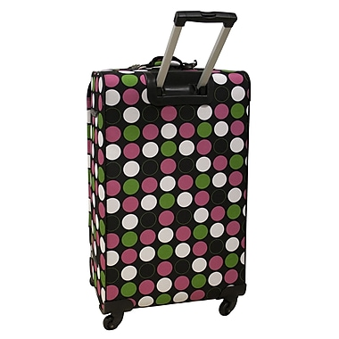 Jenni Chan 28'' 360 Quattro Upright Spinner Suitcase