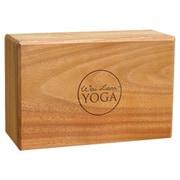 WaiLana 4'' Teak Yoga Block