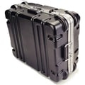 SKB Maximum Protection Series: ATA Shipping Case: 19 1/5'' H x 34'' W x 22 7/8'' D (outside)
