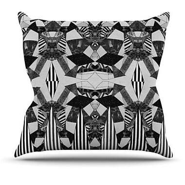 KESS InHouse Tessellation Throw Pillow; 26'' H x 26'' W