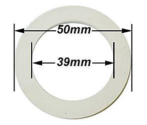 Cuisinox 1 Cup Replacement Gasket WYF078275618949