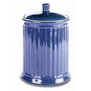 Omniware Simsbury Extra Large Canister; Blue