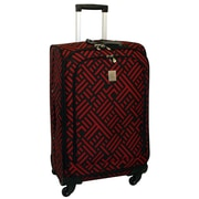 Jenni Chan 29'' Signature Spinner Upright; Black and Red