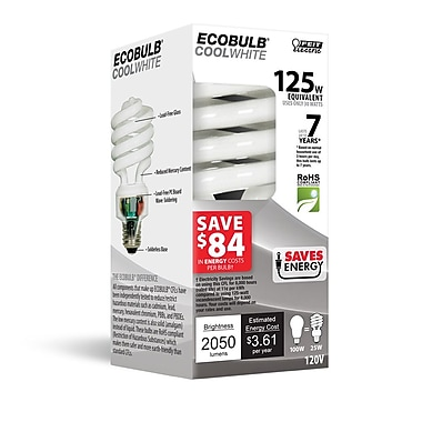 Feit Electric 125W (4100K) Fluorescent Light Bulb
