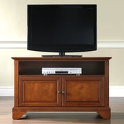 Crosley LaFayette 42'' TV Stand; Classic Cherry