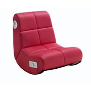 X Rocker Mini Gaming Chair; Pink