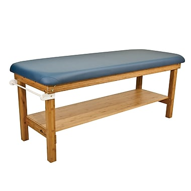 Oakworks 27'' W Powerline Treatment Table; Ruby