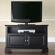 Crosley LaFayette 42'' TV Stand; Black