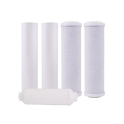 Watts Premier Annual Filter Pack for Four Stage Reverse Osmosis System