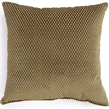 Dakotah Pillow Fino Knife Edge Throw Pillow (Set of 2)