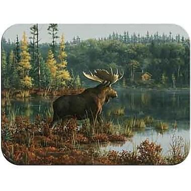 McGowan Tuftop Moose Cutting Board; Small (9''x12'')
