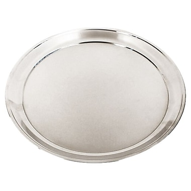 Fox Run Craftsmen Stainless Steel Pizza Pan