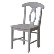 John Boyd Designs Notting Hill Desk Chair; White