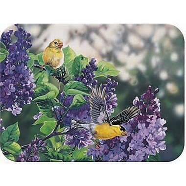 McGowan Tuftop Goldfinch Cutting Board; Small (9''x12'')