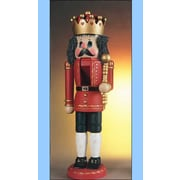 The Whitehurst Company, LLC Heirloom Collectible Nutcrackers by Zim s Red King