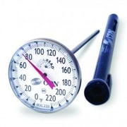 CDN ProAccurate Insta-Read Large Dial Cooking Thermometer